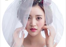 唯美韩式新娘发型 打造冬季浪漫婚礼