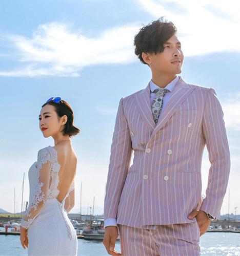 出海去 婚纱照