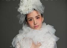 美如仙子 唯美的新娘头饰造型欣赏
