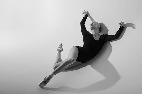 最美的艺术摄影 大师镜头下的芭蕾舞演员