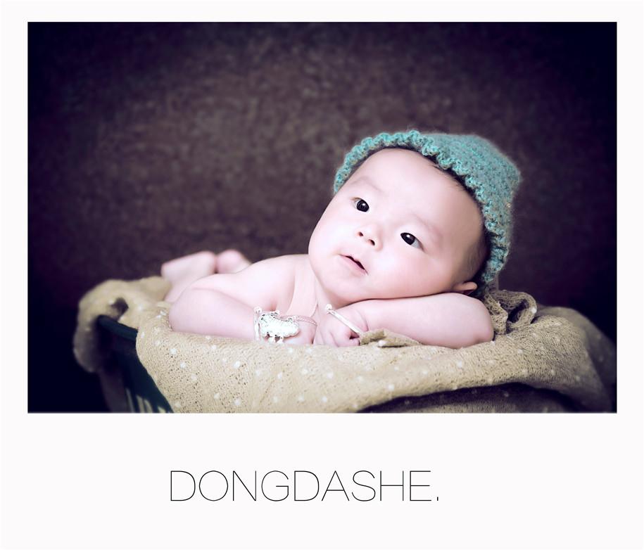 可爱宝宝 儿童摄影