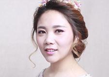 韩式新娘编发教程 清新唯美气质出众