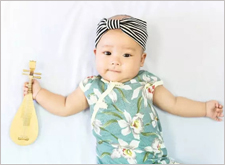 资深儿童摄影师谈宝宝百日照的拍摄意义和想法