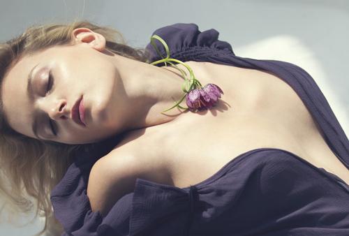 法国炙手可热的时尚摄影师 唯美黯淡色调下的时尚摄影