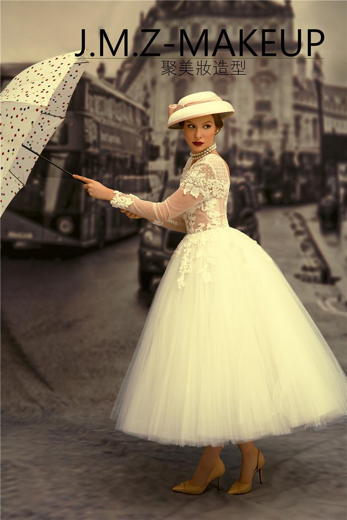 欧式风情 婚纱照