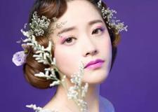 最新影樓資訊新聞-復古味道的韓式手推波紋新娘造型