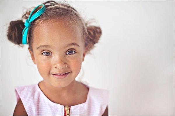 色彩明快而风格统一的儿童摄影作品欣赏