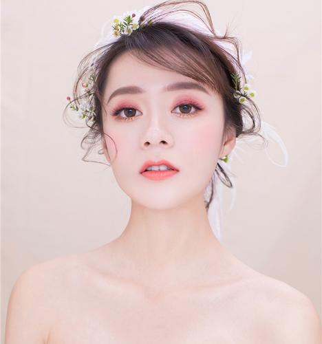 清新画卷 化妆造型
