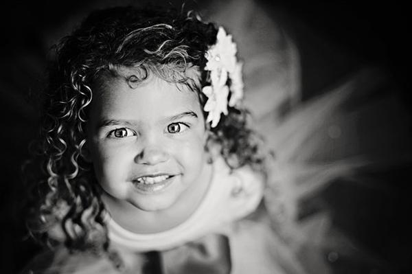 国外超经典的黑白儿童摄影作品欣赏