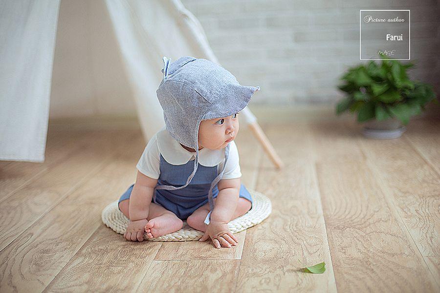 内景小宝 儿童摄影