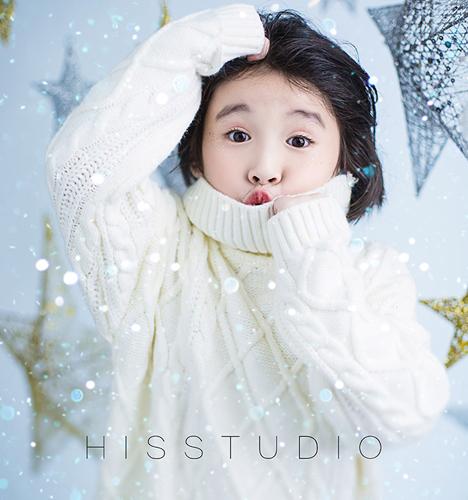snow baby 儿童摄影