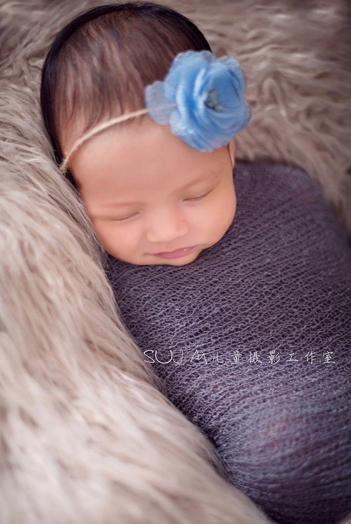 宝贝满月 儿童摄影