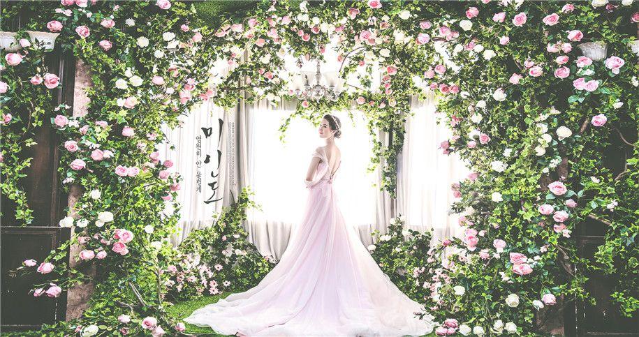 花漾年华 婚纱照