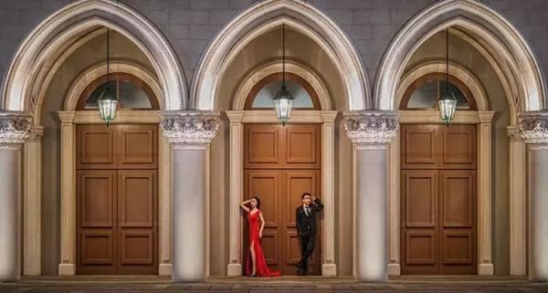唯美细腻的旅行婚纱摄影教程 走出威尼斯画派