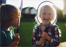 闪光的童年 大师教你如何用自然光线拍摄出治愈系儿童摄影