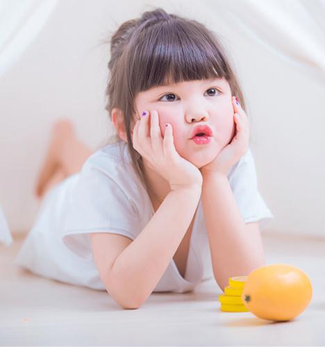 柠檬小妹 儿童摄影
