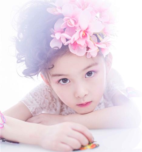 花仙子 儿童摄影