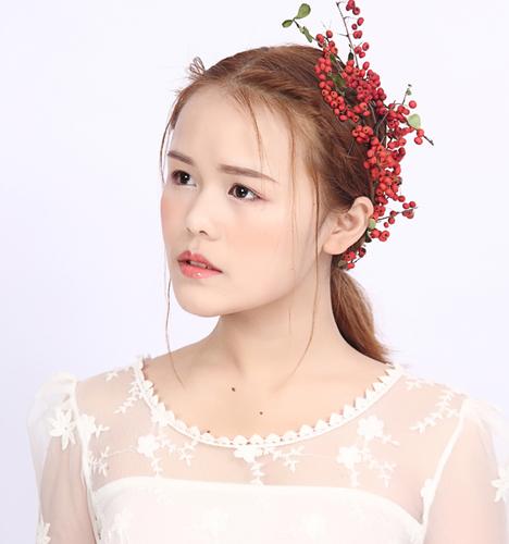 清新仙气 化妆造型