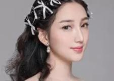 新娘蝴蝶发型编发教程 打造优雅女人味