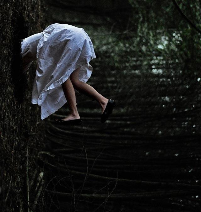 童话精灵lissy elle的北欧童话故事摄影作品