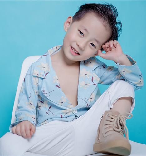小王子 儿童摄影