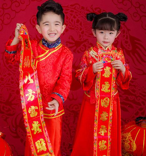 中国年 儿童摄影