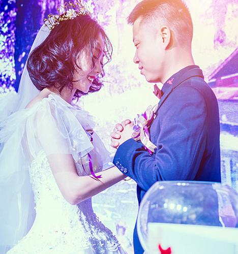 完美婚礼 婚礼摄影