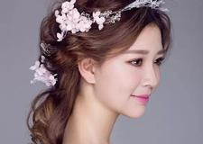 甜美浪漫的新娘编发教程 打造仙女级发型