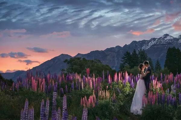 找寻中土世界的绝妙秘境 旅拍婚纱实例摄影教程