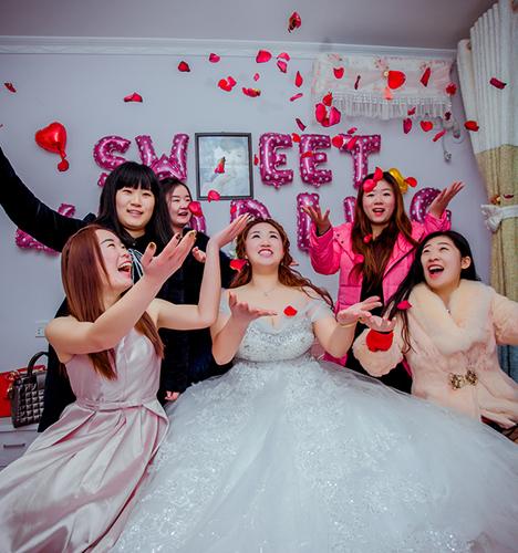 遇见幸福 婚礼摄影