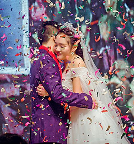 最浪漫的事 婚礼摄影