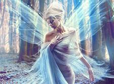 Julia Popova超现实主义魔幻风格摄影作品
