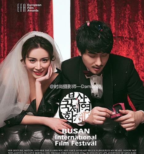 电影时代 婚纱照