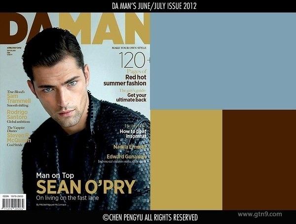 全球知名杂志封面色彩搭配实例展示