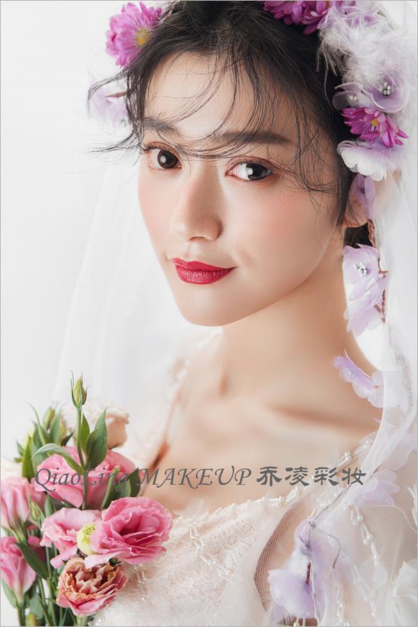 花仙子新娘 卡通图片