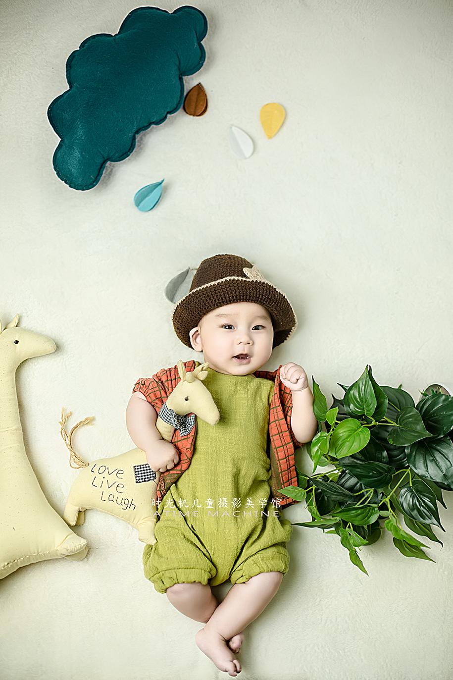 百天照(全)_儿童摄影_黑光图库_黑光网