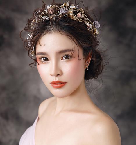 最美新娘 化妆造型