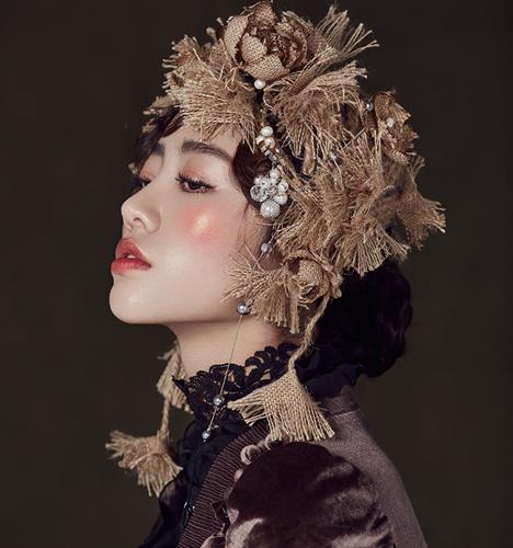 完美妆容 化妆造型