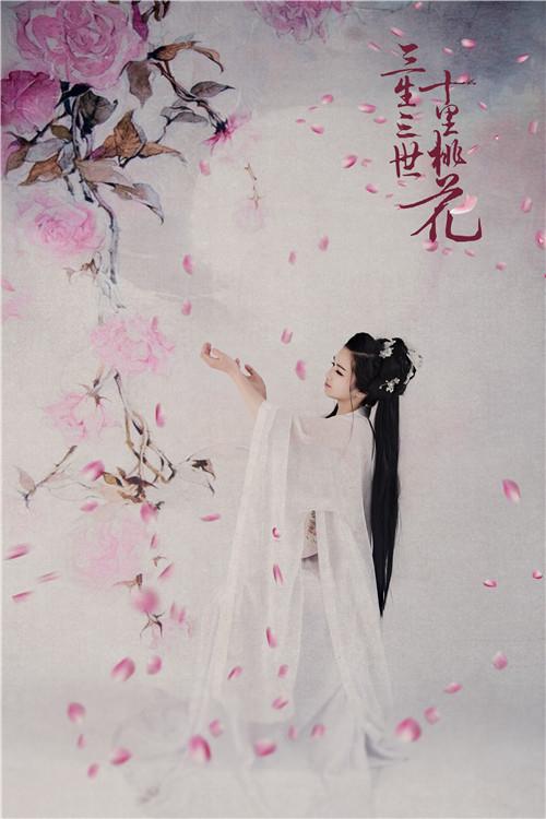系列摄影作品 三生三世十里桃花