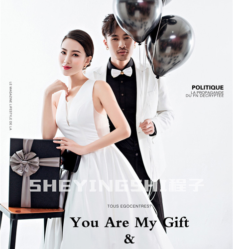 YOU ARE MY GIFT 婚纱照