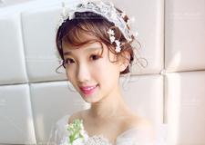 清新唯美系新娘造型