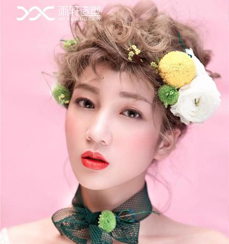 少女梦 化妆造型