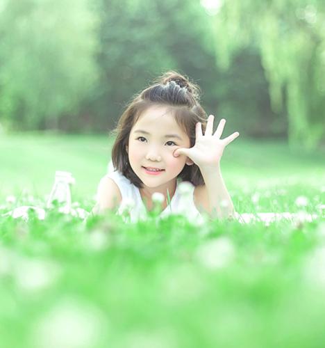 萌春 儿童摄影