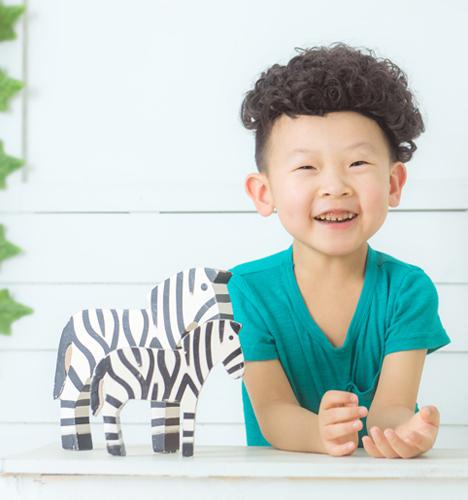 开心宝贝 儿童摄影