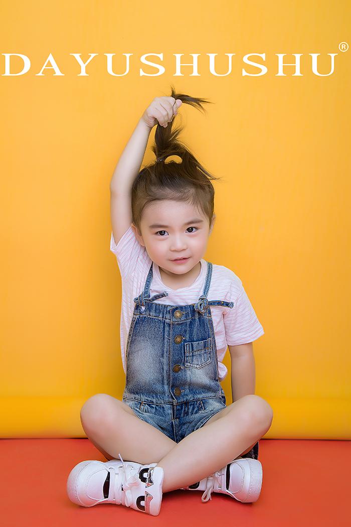 三种风格 儿童摄影