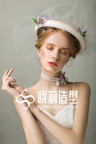 复古时尚洛丽塔新娘造型 少女味十足(2)_妆面赏析__网