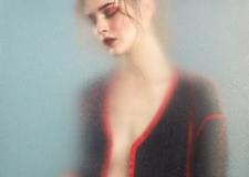 最新影樓資訊新聞-朦朧性感的藝術美 盡顯女性優雅