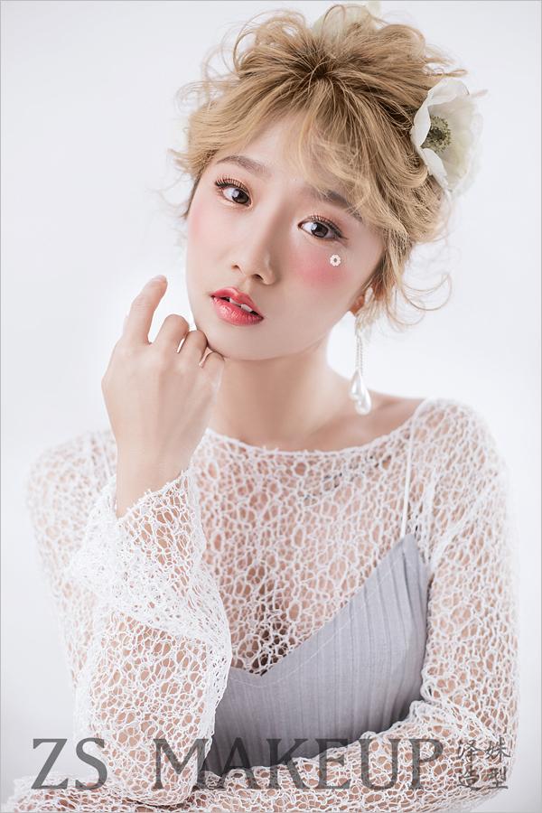 17新潮时尚 短发新娘造型欣赏