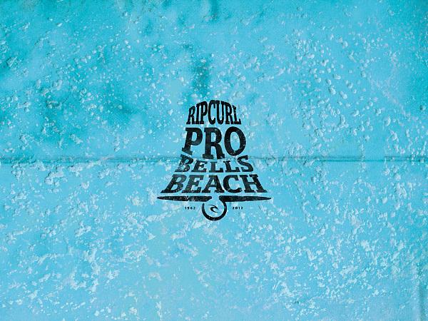 户外运动品牌rip curl 冲浪运动海报设计