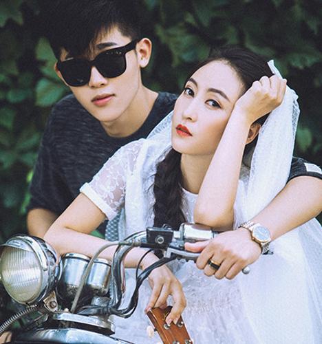 未曾错过的夏天 婚纱照